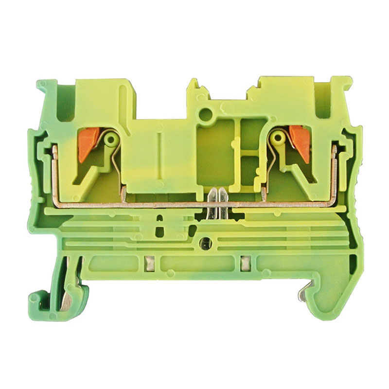PT2.5-PE弹簧式接地端子
